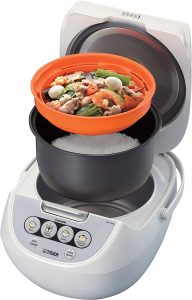 Tiger Corporation 5.5 cup rice cooker